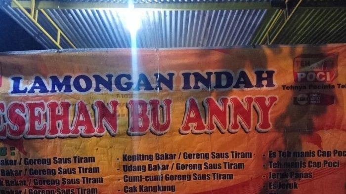 Viral - Warung Bu Anny